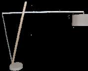 Robin Wood vloerlamp