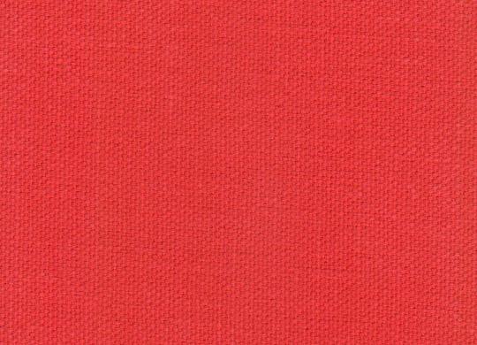 Geruwd katoen rood